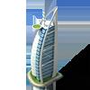 迪拜帆船酒店 - 開心網開心城市