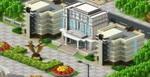 初具規模的小城市 - 開心網開心城市