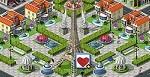 埃菲爾鐵塔廣場 - 開心網開心城市