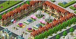 整齊劃一的院落 - 開心網開心城市
